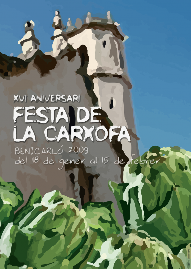 Fiesta de la alcachofa de Benicarló