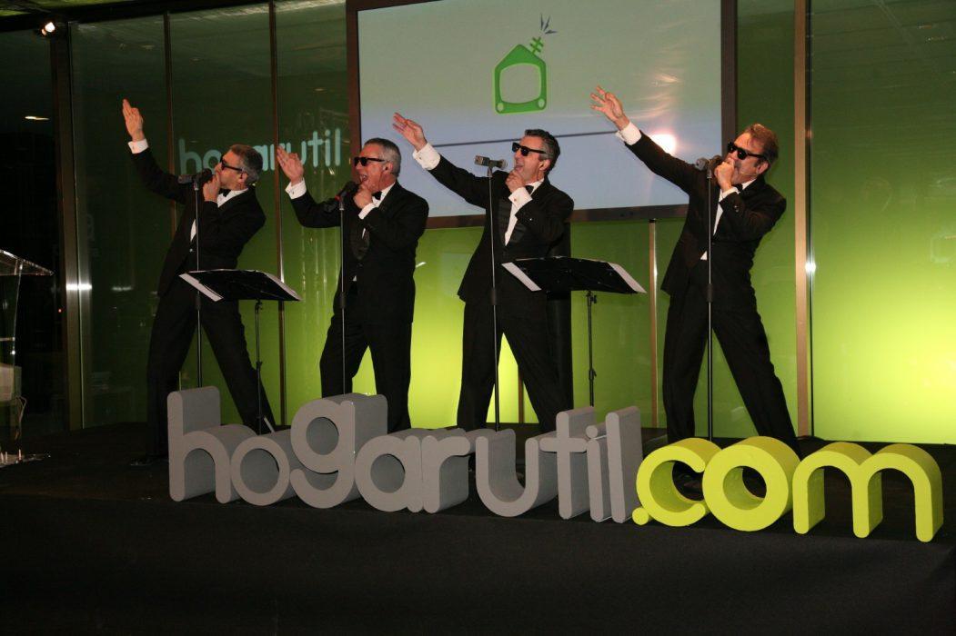 Fiesta presentación Hogarutil