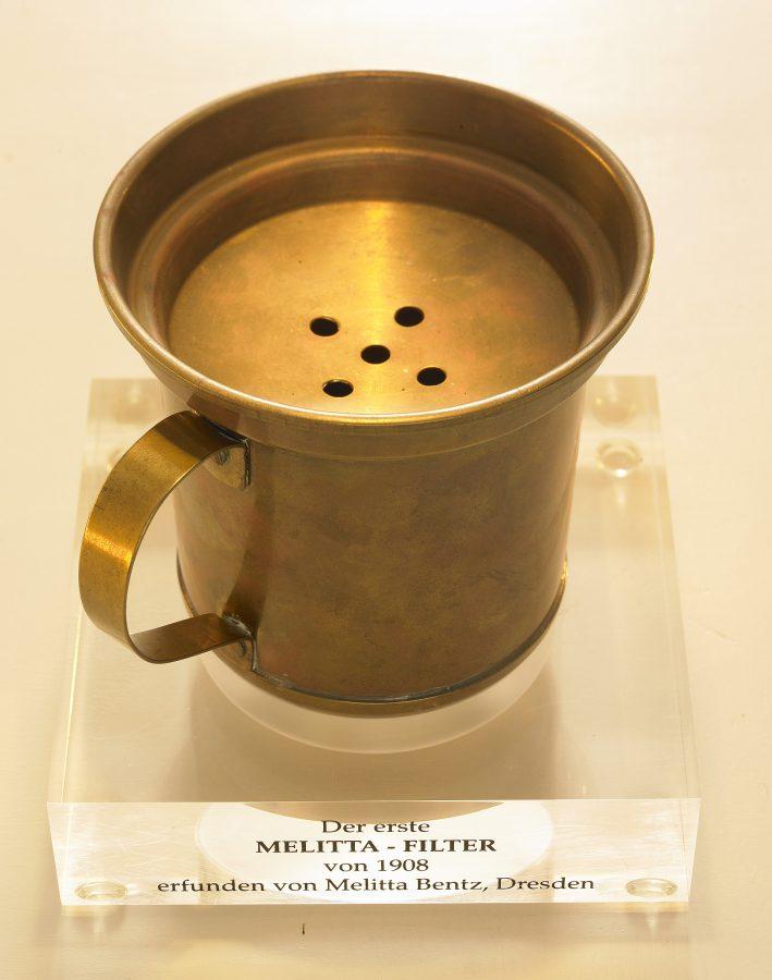 Melitta Benz filtro café