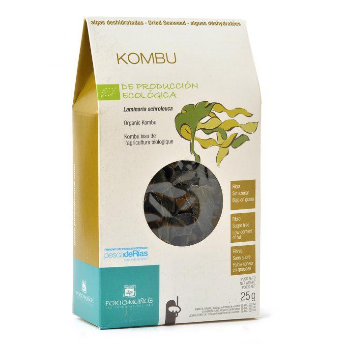 Alga Kombu, Porto Muiños