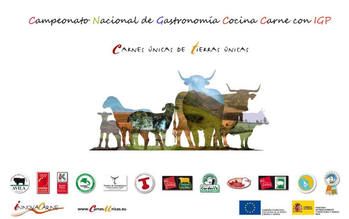 Campeonato de Gastronomía Cocina Carne con IGP