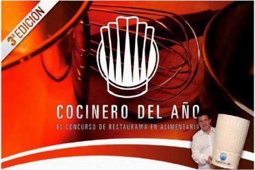 Concurso Cocinero del Año