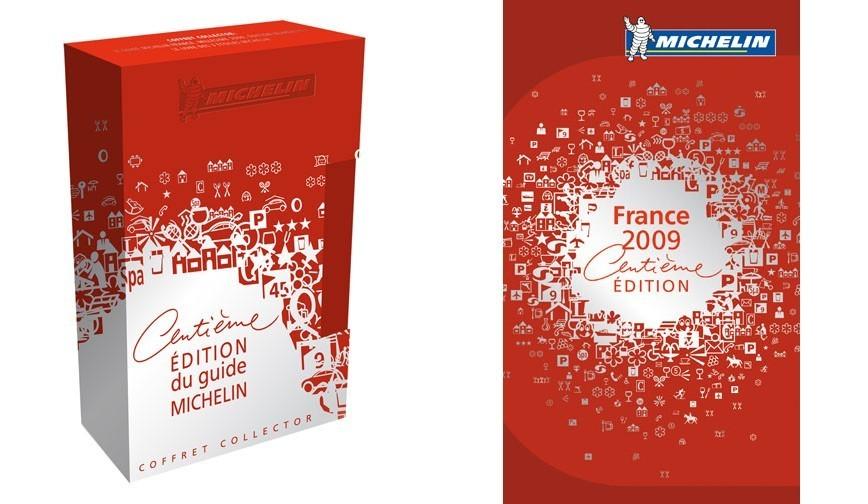 Guía Michelin Francia 2009