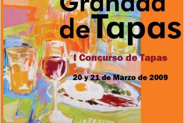 "I Concurso ""Granada de Tapas"""