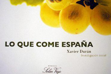 Lo que come España