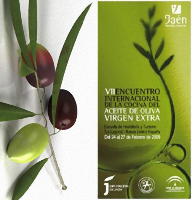 VII Encuentro Internacional de Cocina del Aceite de Oliva Virgen Extra