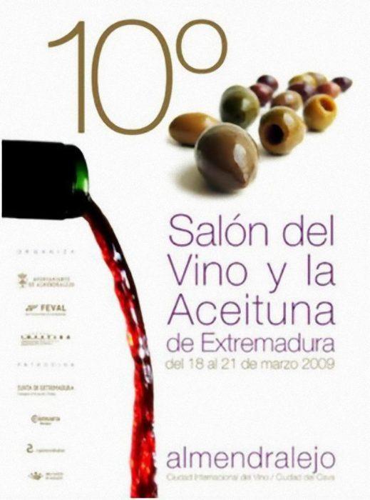 10º Salón del Vino y la Aceituna de Extremadura