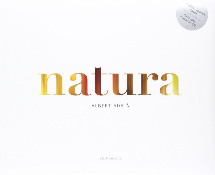 Albert Adriá Natura