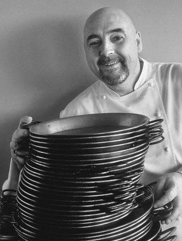 Alberto Herráiz, una estrella de la Guía Michelin Francia