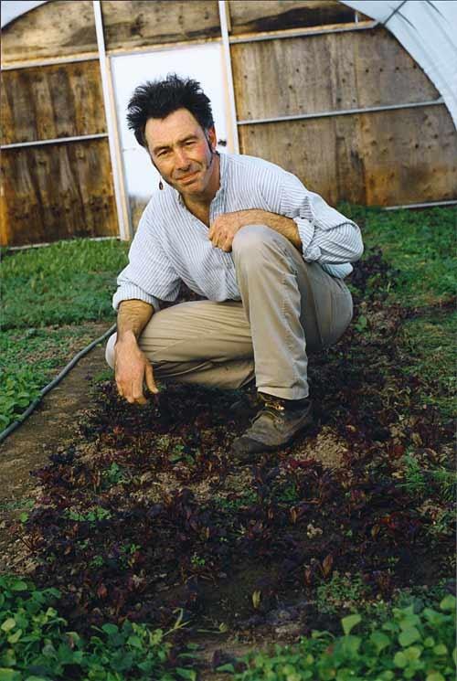 Anthony John cocina organica