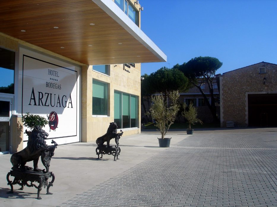Bodegas Hotel Arzuaga-Navarro 23