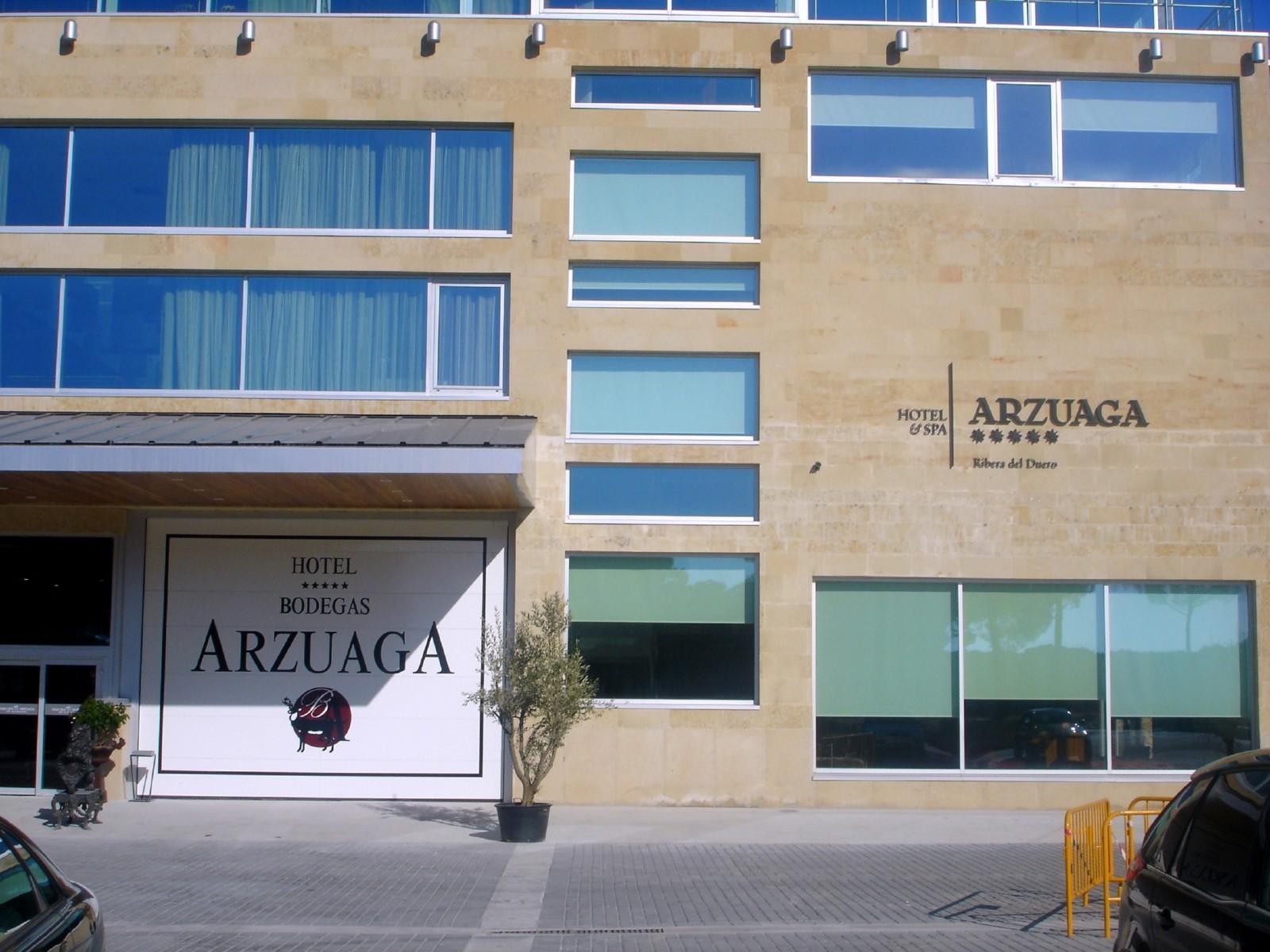 Bodegas Hotel Arzuaga-Navarro 28