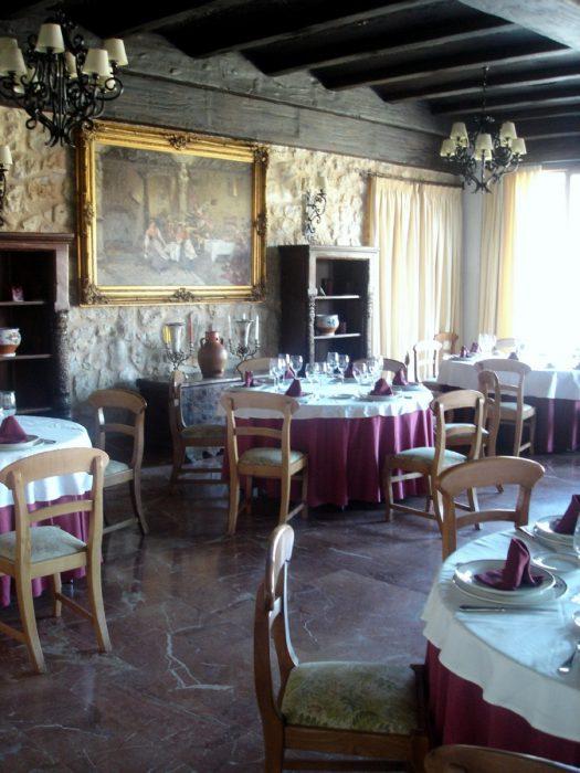 Bodegas Hotel Arzuaga-Navarro