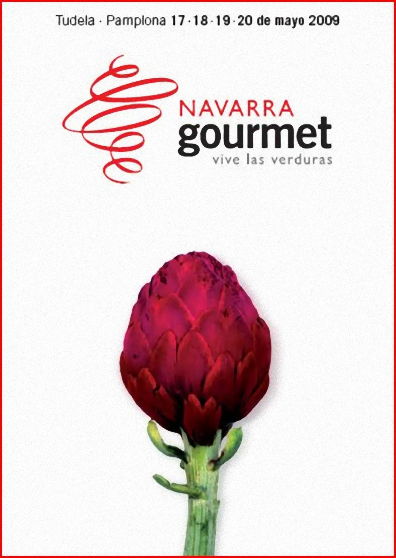 Congreso Navarra Gourmet, Vive las Verduras