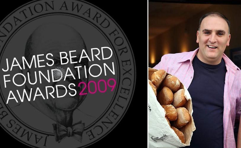 El cocinero jos andr s en los premios james beard el for Bazar del cocinero