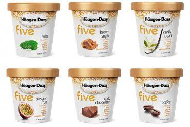 Haagen-Dazs Five