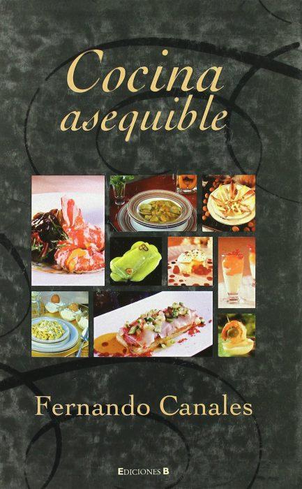 Cocina asequible de Fernando Canales Etxanobe