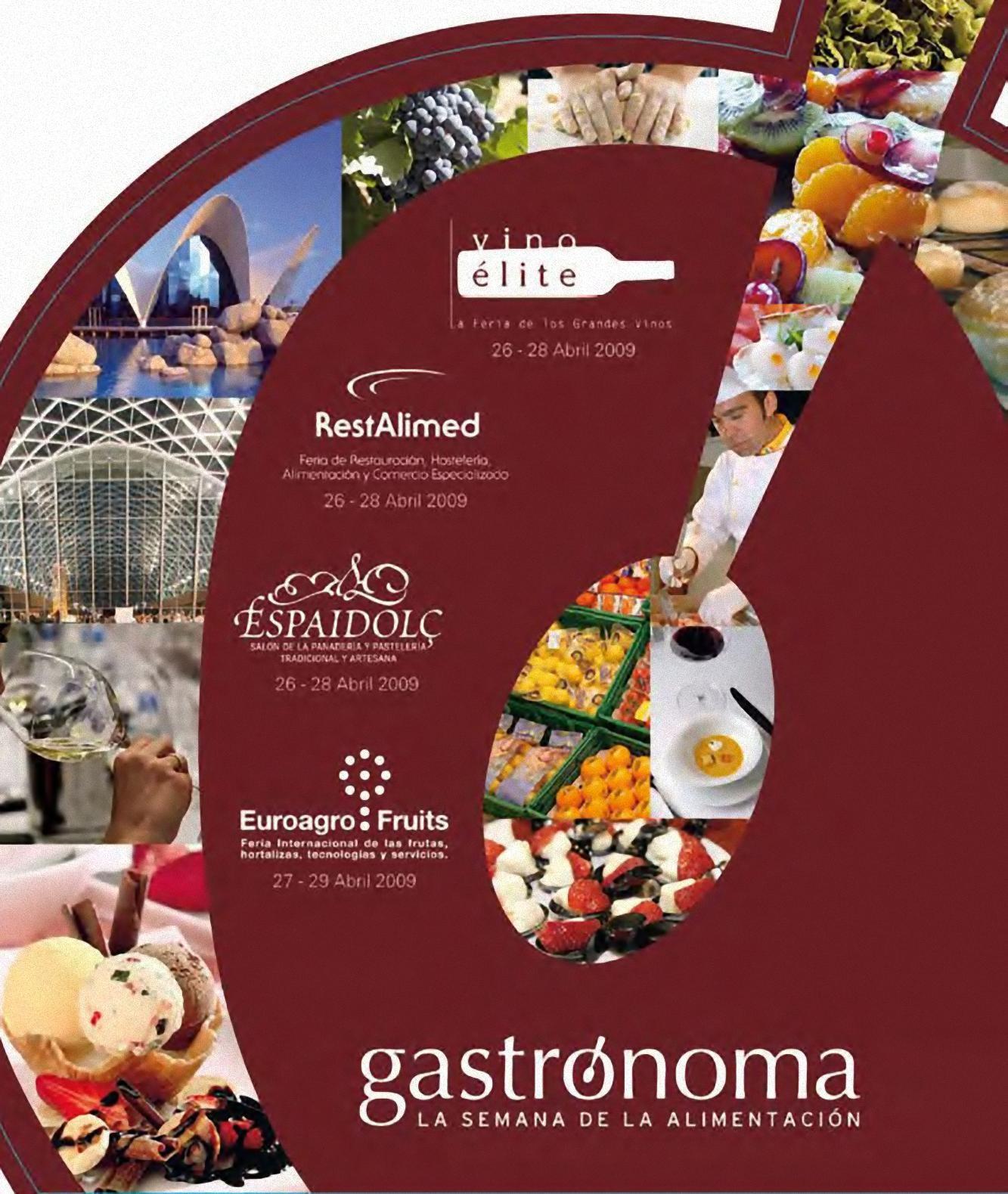 Gastrónoma, la semana de alimentación
