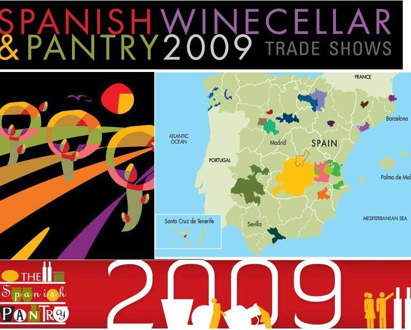 The Spanish Wine Cellar & Pantry 2009
