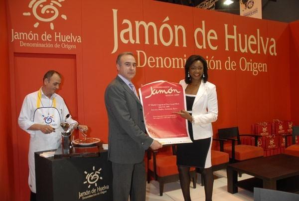 V Congreso Mundial Jamón Huelva 2009