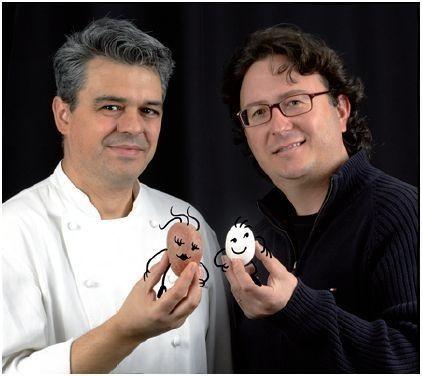 Apolinar Amador Valle y Pedro Álvarez Bretones