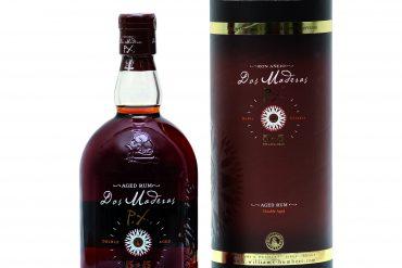 Botella de Ron Dos Maderas PX 5 + 5 años