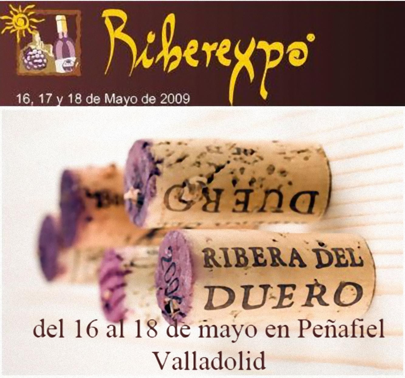 Cartel Riberexpo 2009