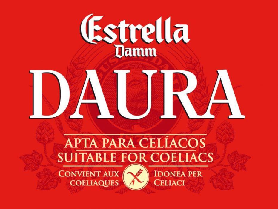 Cerveza Estrella Damm Daura
