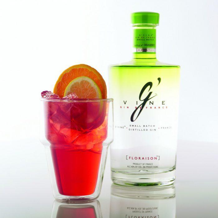 Cocktails by Junior Merino: G'Indian Summer