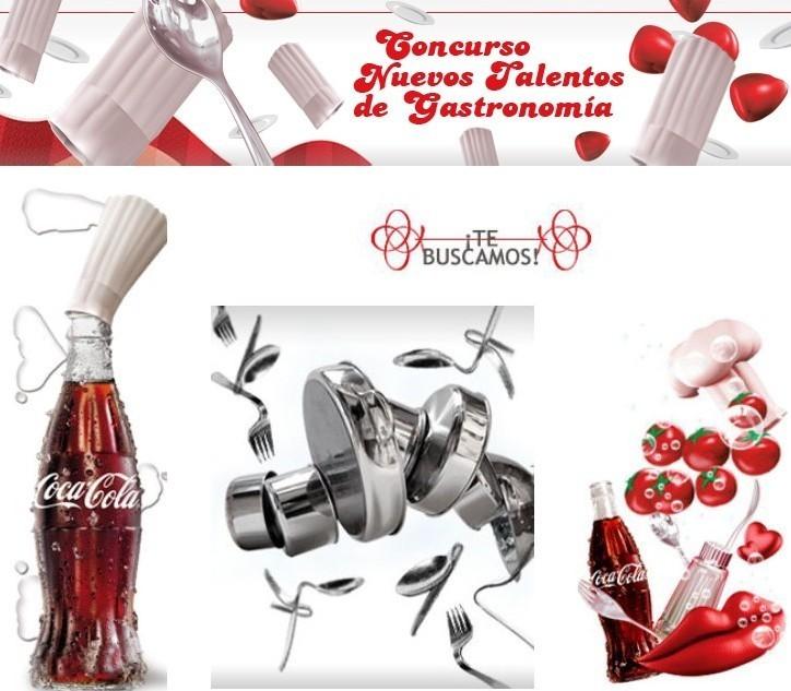 Concurso Nuevos Talentos de la Gastronomia