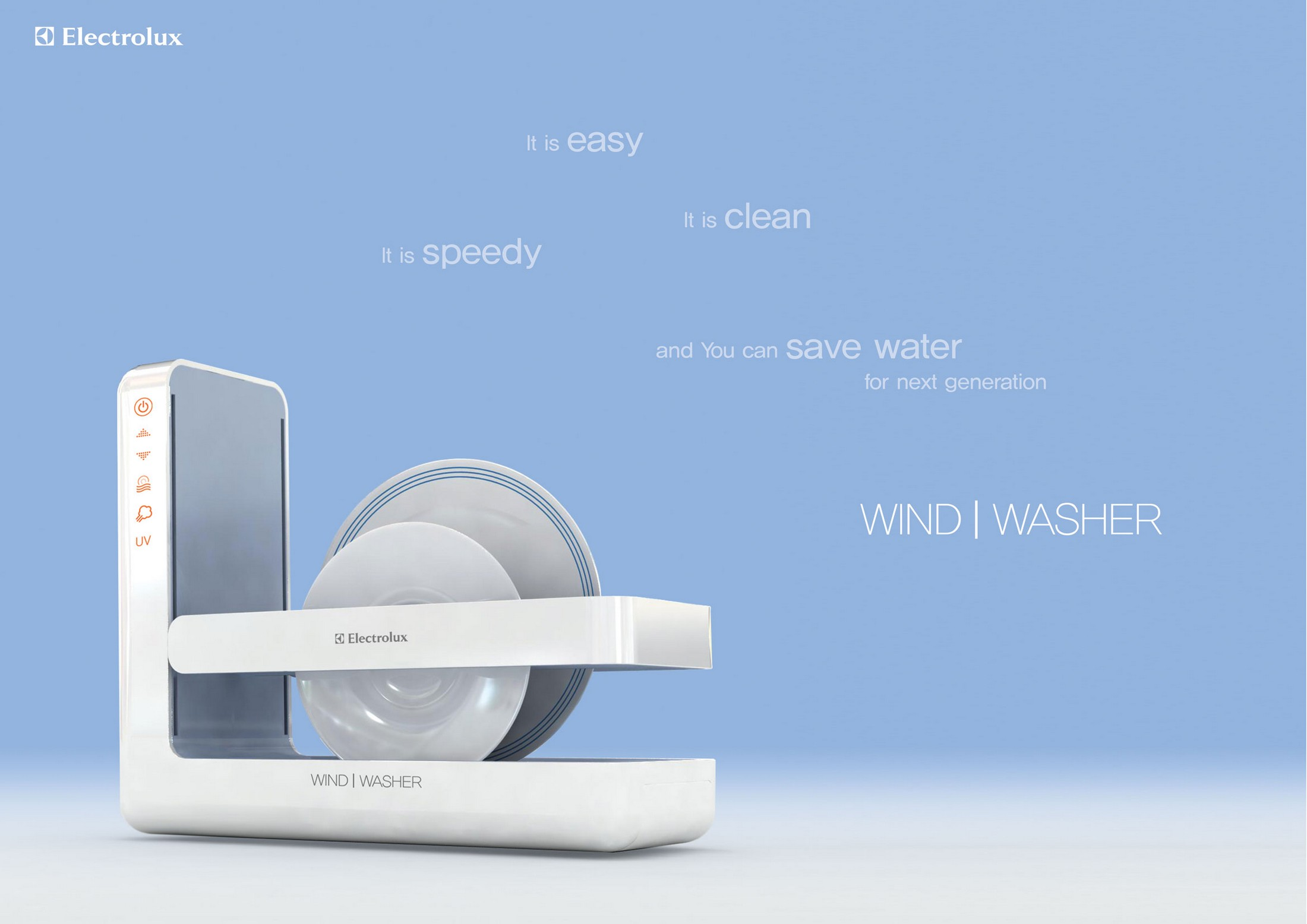 Electrolux Wind Washer