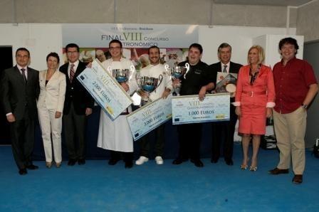 Ganadores del Concurso Gastronómico Interatún