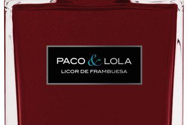 Paco y Lola licor frambuesa