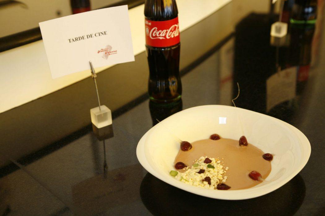 Plato Ganador Concurso Nuevos Talentos de Gastronomía 2009; España y Portugal.