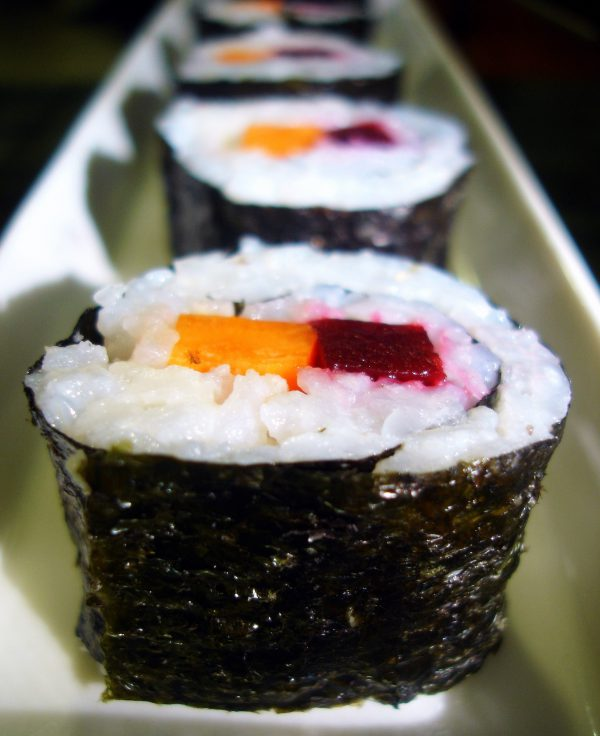 Receta de Sushi fácil para principiantes