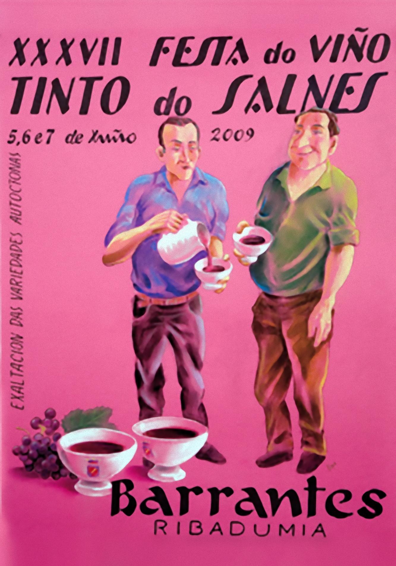 Fiesta del Vino Tinto del Salnés