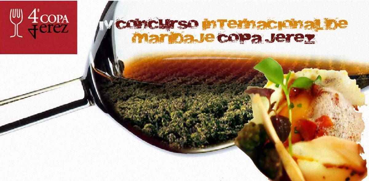 Concurso Internacional de Maridaje Copa Jerez