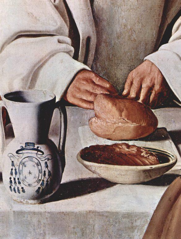 Francisco_de_Zurbarán Monjes cocina