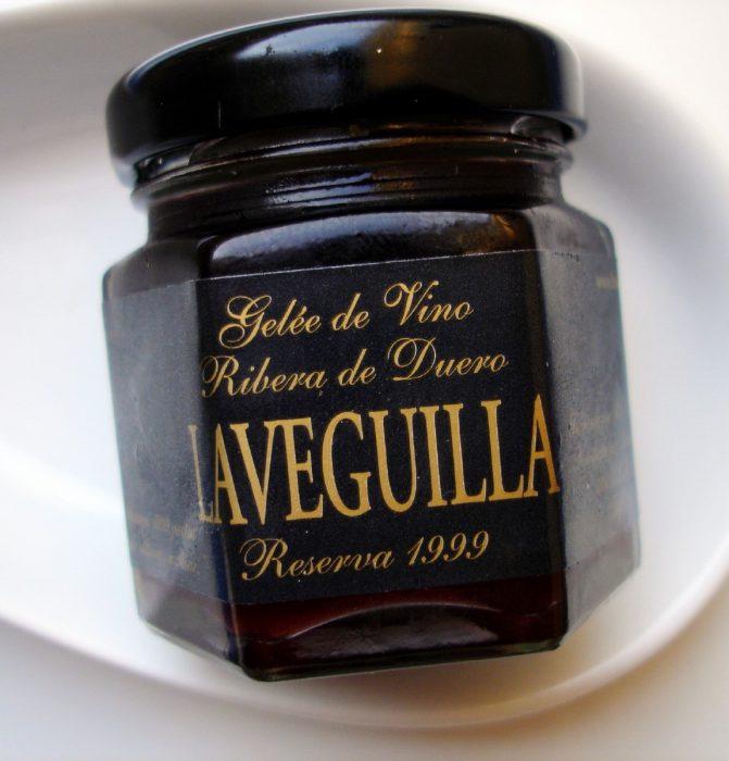 Gelée de Vino Ribera del Duero Laveguilla 2