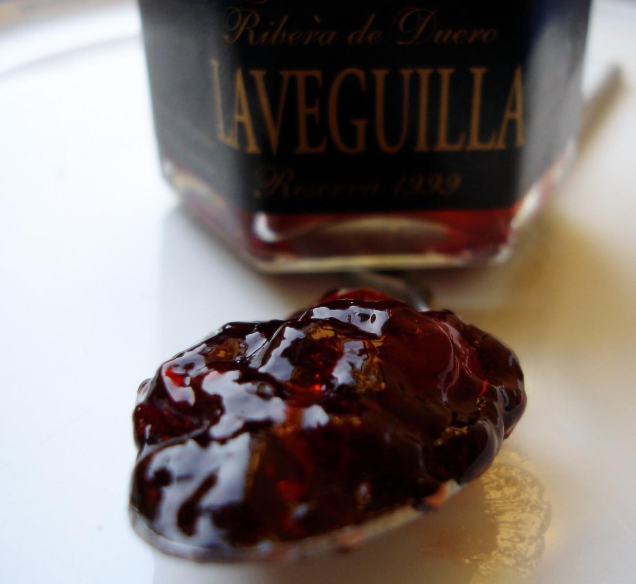Gelée de Vino Ribera del Duero Laveguilla 3