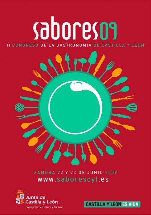 II Congreso de la Gastronomía de Castilla y León Sabores 09