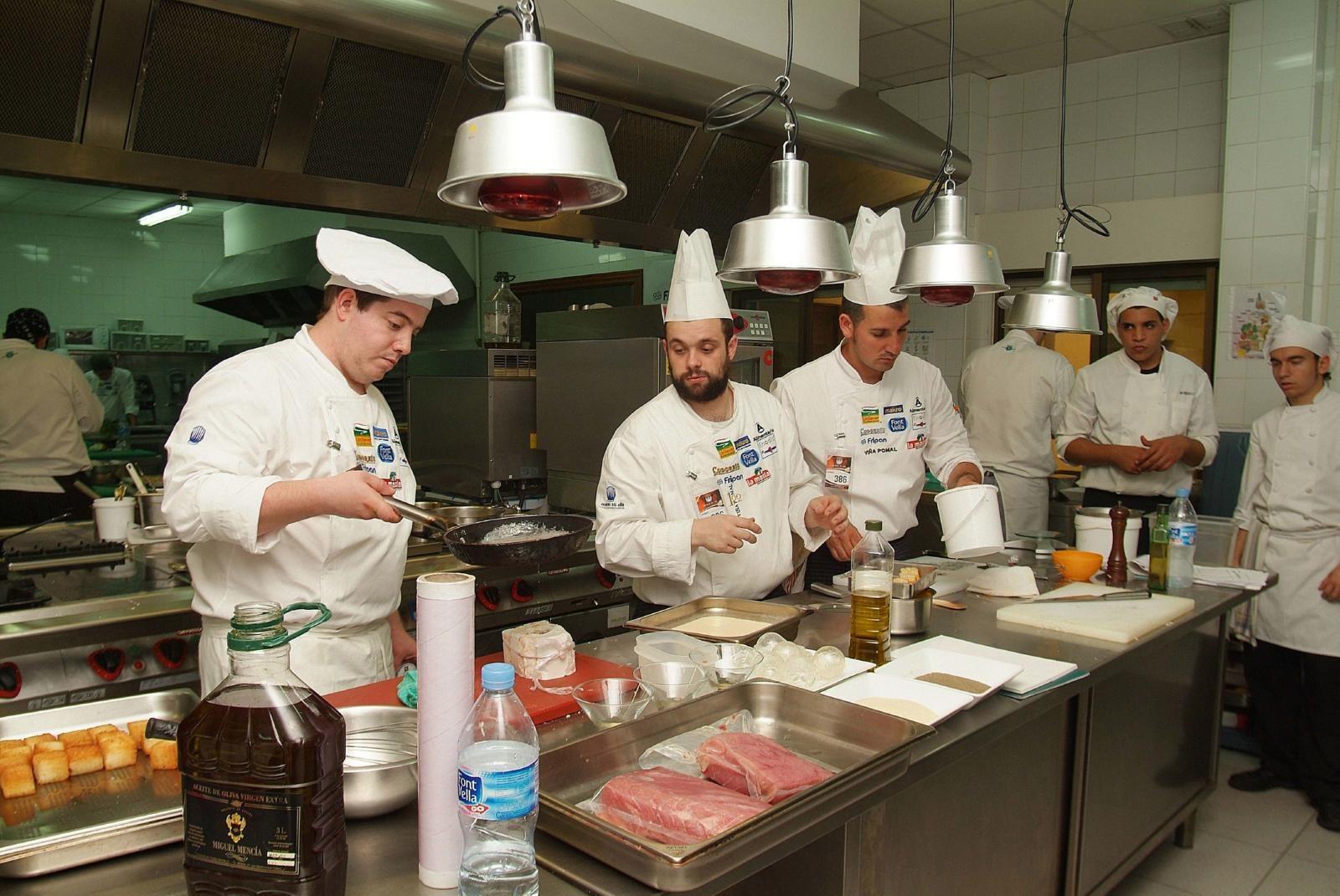 IV Semifinal Concurso Cocinero del Año, Toledo