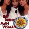 Poster pelicula Comer, beber, amar