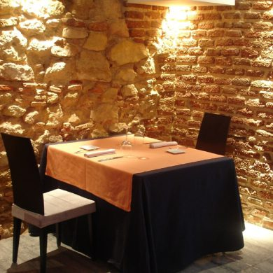 Restaurante DiVino en Segovia