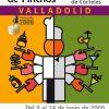 Cartel XI Concurso Provincial de Pinchos Valladolid