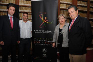 Andalucía Sabor 2009 Presentacion