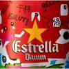 Estrella Damm by Chicks On Speed