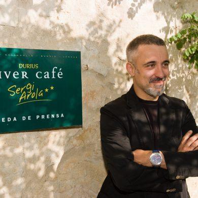"""""""Durius River Café-Sergi Arola"""" en Hacienda Zorita, Salamanca"""