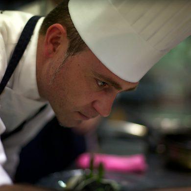 El cocinero madrileño Rodrigo de la Calle