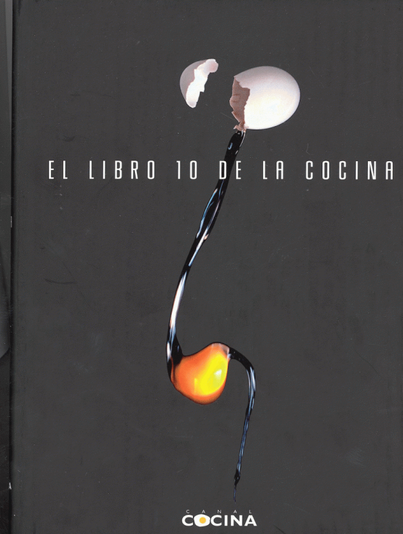 El libro 10 de la cocina